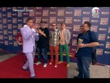 Сергей Жуков и USB - Красная дорожка (Премии RU.TV 25.05.13)