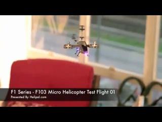 Вертолёт на радиоуправлении Avatar F103