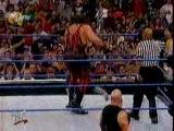 WWF SmackDown! 07.06.2001 - Мировой Рестлинг на канале СТС / Всеволод Кузнецов и Александр Новиков