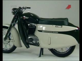 Английские мотоциклы от А до Я. Серия 8.