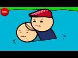 Мульт Консервы - Сказка про гопника и человека