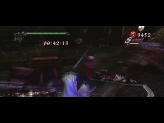 Play in Devil May Cry HD Collection DMC 3 part 3 (Mission 3 - The Devils' Tower)