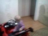 Валя и Кира в гостях 03.09.13