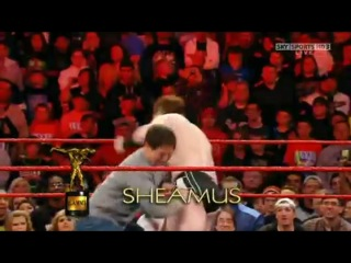 WWE Monday Night Raw 14.12.2009 - Slammy Awards