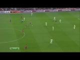 Кубок Испании 2013-2014 / 1/8 финала / Первый матч / Барселона – Хетафе / 1 тайм