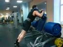 Подъем на носки - 440 кг на 20 раз