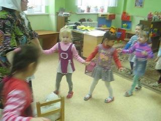 совместная деятельность во второй младшей группе Котенька-коток воспитатель Комар Г. А. Детский сад п. Михалево
