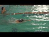 Мария Молчанова, 50 м, рекорд, 7 занятие