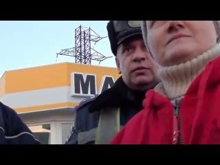 беспредел на украине бендеровцы против милиции 25 .02.2014