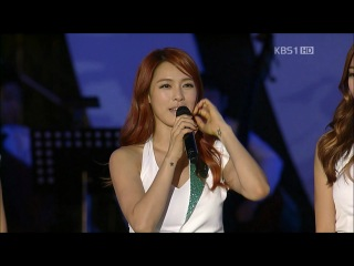 After School - Shampoo + Because of You (110619)