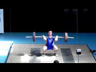 Газиев М.(толчок) 125 кг