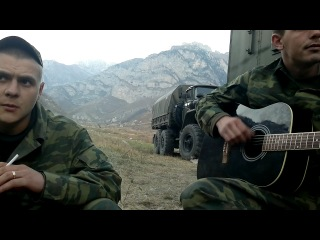 Тимур Муцураев на гитаре - милые зеленые Глаза(cover)