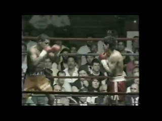 1987-08-11 Edwin Rosario vs Juan Nazario I (WBA World lightweight title)