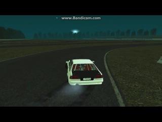 Drift On Toyota Corolla AE86 Coupe|Galdori Ring| |SN|Alexey|Перезалил