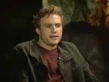 Heath Ledger interview after A Knight's Tale