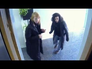 Розыгрыш: Убийство в лифте... А как бы поступили вы???