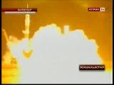 «Байқоңыр» ғарыш айлағынан «Союз-ФГ» әуе кемесі ұшырылды