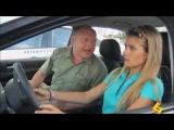 :(( Нервный инструктор. Если Вам это не подходит, приходите к нам - мастерская по вождению