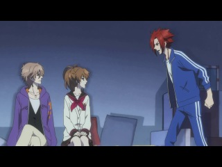 Прикол из аниме Конфликт Братьев/Brothers Conflict/