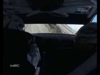 WRC 2006 Этап 3 Ралли Мексики Обзор на русском