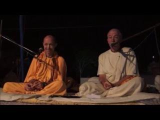 Когда читать джапу - Чайтанья Чандра Чаран и Бхакти Ананта Кришна Госвами