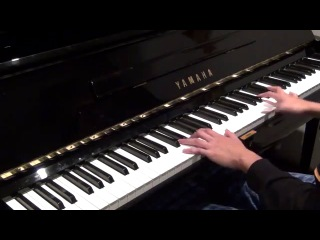 Coldplay Shiver piano cover