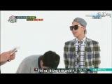 [G-Day] 131204 Weekly Idol @ G-Dragon (рус.саб)