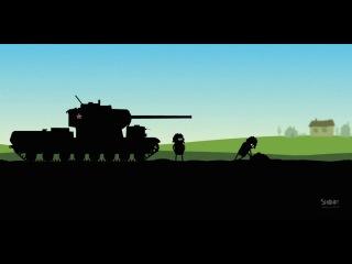 Мультик про танки. Истории танкистов. Серия 3. _ Tankmen's novels. Episode 3.