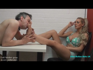 Everything, that mistress elise uk in public with slave