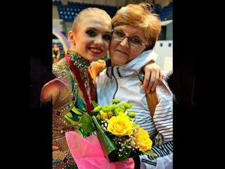 Ксения Дудкина- Олимпийская чемпионка по худ.гимнастике 2012