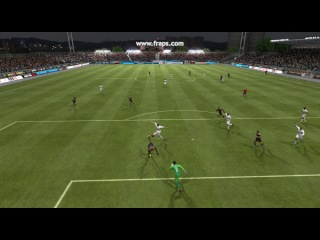 Scorpion Kick FIFA13 by Balotelli