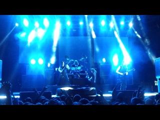 Manowar - Hail, Kill And Die (Live at KRK Uralec, Russia, Ekaterinburg, 19.03.2013)