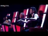 Bill Downs Vs Max Milner: Beggin - The Voice UK - Battles 1 - BBC One