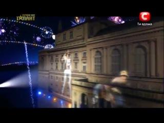 Украина мае талант -5 кастинг в Киеве  Начало (13.04.2013)