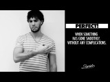Learn Italian Hand Gestures with Dolce&Gabbana male models