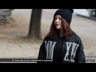 [ENG] 131101 Fantime with Miryo (Birthday)