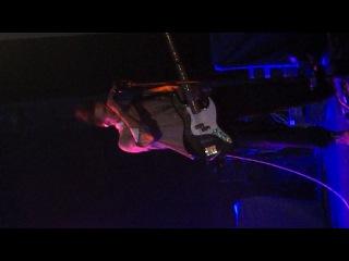 The Rasmus (Челябинск, 04.10.13) - Ээро Хейнонен (бас, бэк)