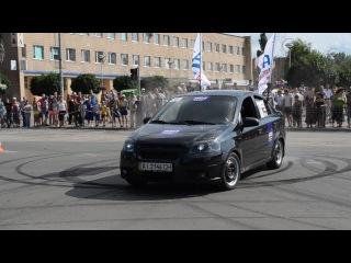 Chevrolet Aveo/ День молодёжи/ Бровары. 30.06.2013