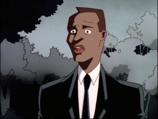 Люди в Чёрном: Мультсериал 1 сезон 2 серия