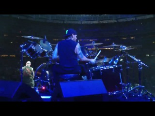 Dave Lombardo - War Ensemble - Big 4 Yankee Stadium