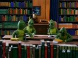 Робоцып: звонок в библиотеке