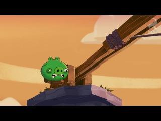 Злые птички / Angry Birds Toons (9 серия) (2013)