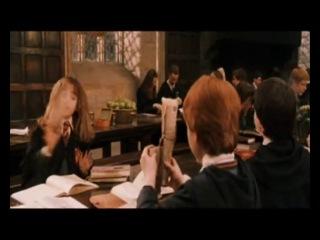 Фан-видео~Кузя - Шняга-шняжная! (Рон в Хогвартсе) СМОТРЕТЬ ВСЕМ РЖАЧЬ