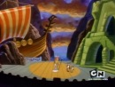 Tom & Jerry Kids 107 Cosmic Chaos - Droopy of the Opera - Beach Bummers