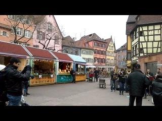 Alsace. Colmar, Turckheim, Riquewihr, Rubeauvillé, Keysensberg