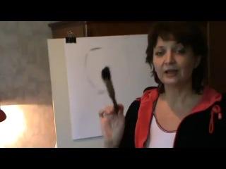 Бесплатный видео-урок по рисованию портрета