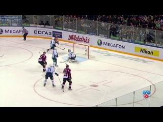 17.11.2013, Dinamo Rīga - Yugra 4:3OT / Динамо Рига - Югра 4:3ОТ