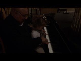 Pianistka moya!