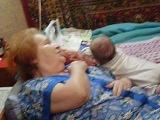 Любимая бабушка....прости за все...ты у нас самая дорогая и самая лучшая!никогда не забуду тебя-ты для меня все!