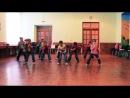 Фиеста, Современные танцы 6-8 лет, Тренер: Катя Ганько